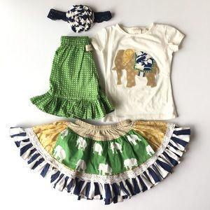 Persnickety Matching Sets - Persnickety 2 years set.